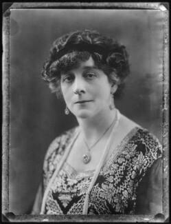 Florence Meta (née Draper), Lady Gooch, copy by Bassano Ltd - NPG x120530