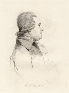 Charles Catton the Elder, by William Daniell, after  George Dance - NPG D12052