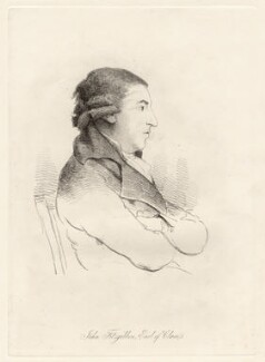 John Fitzgibbon, 1st Earl of Clare, by William Daniell, after  George Dance - NPG D12054