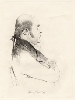 James Cobb, by William Daniell, after  George Dance - NPG D12056
