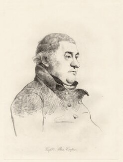 Allan Cooper, by William Daniell, after  George Dance - NPG D12057