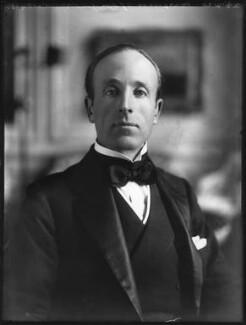 Charles Stewart Henry Vane-Tempest-Stewart, 7th Marquess of Londonderry, by Bassano Ltd - NPG x81103