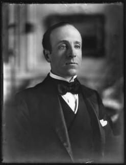 Charles Stewart Henry Vane-Tempest-Stewart, 7th Marquess of Londonderry, by Bassano Ltd - NPG x81104
