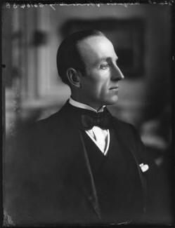 Charles Stewart Henry Vane-Tempest-Stewart, 7th Marquess of Londonderry, by Bassano Ltd - NPG x81105