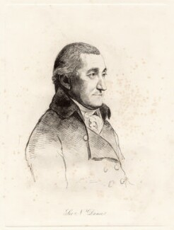 Sir Nathaniel Dance, by William Daniell, after  George Dance - NPG D12059