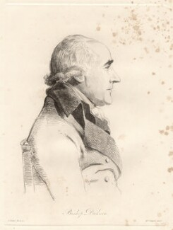 William Dickson, by William Daniell, after  George Dance - NPG D12060