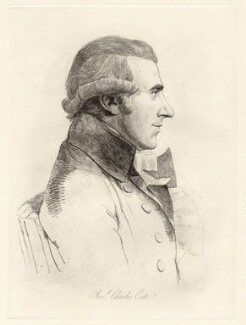 Charles Este, by William Daniell, after  George Dance - NPG D12062