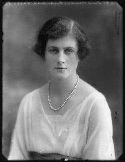 Rachel (née Cavendish), Viscountess Stuart of Findhorn, by Bassano Ltd - NPG x120547