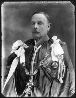Sir Henry Crichton Sclater, by Bassano Ltd - NPG x120557