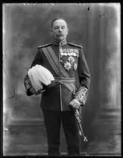 Sir Henry Crichton Sclater, by Bassano Ltd - NPG x120558