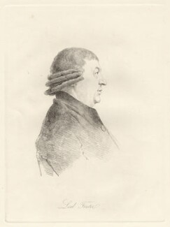 Lord Forster, by William Daniell, after  George Dance - NPG D12065