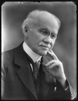 Hugh Graham, 1st Baron Atholstan, by Bassano Ltd, 26 May 1920 - NPG x120592 - © National Portrait Gallery, London