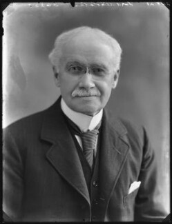 Hugh Graham, 1st Baron Atholstan, by Bassano Ltd, 26 May 1920 - NPG x120593 - © National Portrait Gallery, London