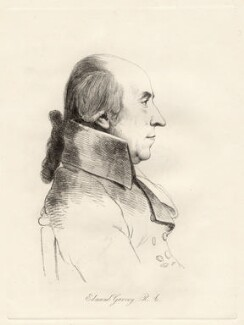 Edmund Garvey, by William Daniell, after  George Dance - NPG D12066