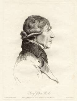 Sawrey Gilpin, by and published by William Daniell, after  George Dance - NPG D12068