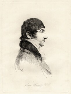 Henry Howard, by William Daniell, after  George Dance - NPG D12077