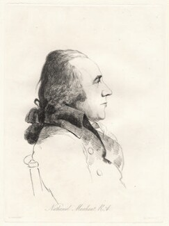 Nathaniel Marchant, by William Daniell, after  George Dance - NPG D12085