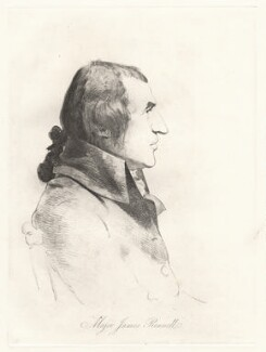 James Rennell, by William Daniell, after  George Dance - NPG D12093