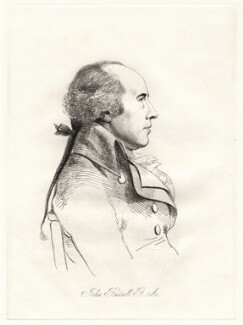 John Russell, by William Daniell, after  George Dance - NPG D12098