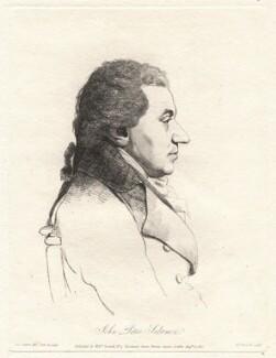 Johann Peter Salomon, by William Daniell, after  George Dance - NPG D12099