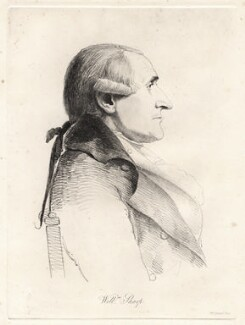 William Sharp, by William Daniell, after  George Dance - NPG D12102