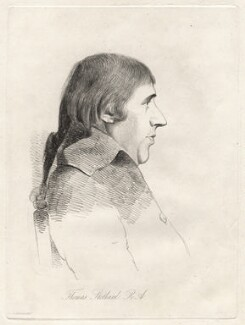 Thomas Stothard, by William Daniell, after  George Dance - NPG D12104