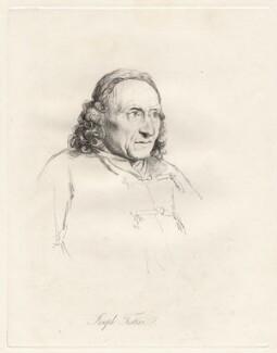Joseph Testini (Giuseppe Tartini), by William Daniell, after  George Dance - NPG D12106