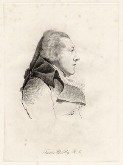 Francis Wheatley, by William Daniell, after  George Dance - NPG D12110