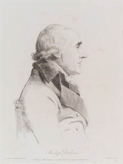 William Dickson, by William Daniell, after  George Dance - NPG D12116