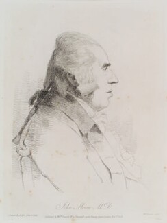 John Moore, by William Daniell, after  George Dance - NPG D12118