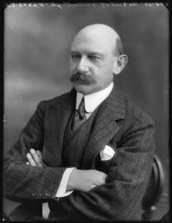 Charles Alfred Worsley Pelham, 4th Earl of Yarborough, by Bassano Ltd - NPG x120614