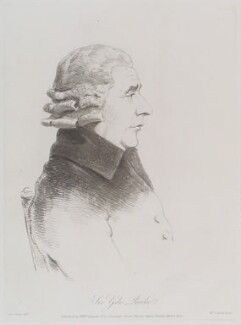 Sir Giles Rooke, by William Daniell, after  George Dance - NPG D12129