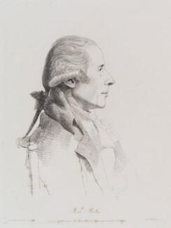 Joah Bates, by William Daniell, after  George Dance, published 1 July 1809 (20 December 1794) - NPG D12131 - © National Portrait Gallery, London