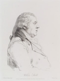 William Shield, by William Daniell, after  George Dance - NPG D12135