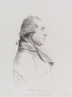 Thomas Hearne, by William Daniell, after  George Dance - NPG D12145