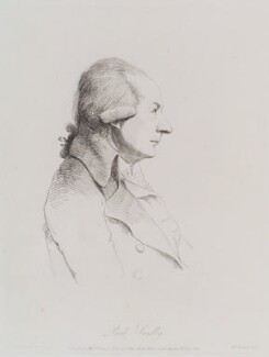 Paul Sandby, by and published by William Daniell, after  George Dance - NPG D12148