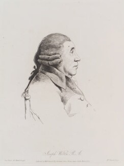 Joseph Wilton, by William Daniell, after  George Dance - NPG D12153