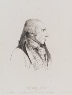William Hodges, by William Daniell, after  George Dance - NPG D12157