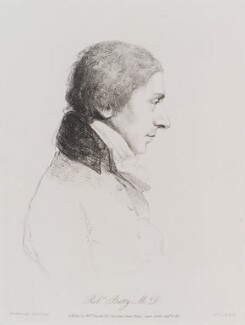 Robert Batty, by William Daniell, after  George Dance - NPG D12158
