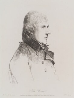 John Rennie Sr, by and published by William Daniell, after  George Dance - NPG D12160
