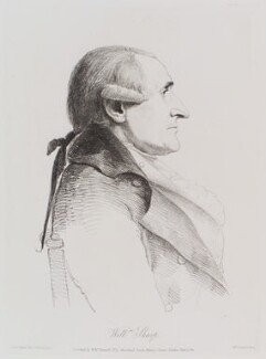 William Sharp, by William Daniell, after  George Dance, published 1 June 1811 (10 February 1794) - NPG D12163 - © National Portrait Gallery, London