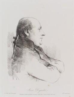 Jonas Carlsson Dryander, by William Daniell, after  George Dance - NPG D12166
