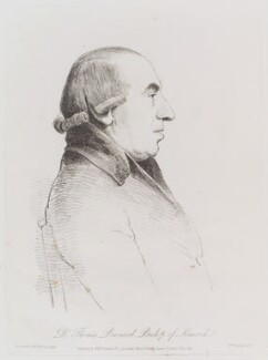 Thomas Barnard, by William Daniell, after  George Dance - NPG D12167