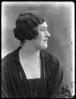 Hon. Lettice Theresa Tatham (née Digby), by Bassano Ltd - NPG x78644