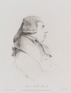 Samuel Arnold, by William Daniell, after  George Dance - NPG D12170