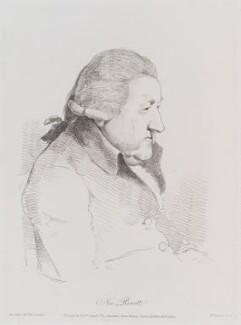 Nicolas Revett, by William Daniell, after  George Dance - NPG D12173