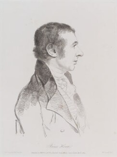 Prince Hoare, by William Daniell, after  George Dance - NPG D12174
