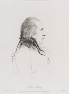 Robert Bensley, by William Daniell, after  George Dance - NPG D12183