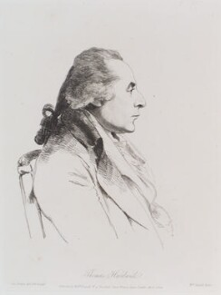 Thomas Hardwick, by William Daniell, after  George Dance - NPG D12184