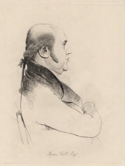 James Cobb, by William Daniell, after  George Dance - NPG D12190